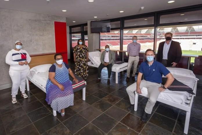 VWSA Donates Beds