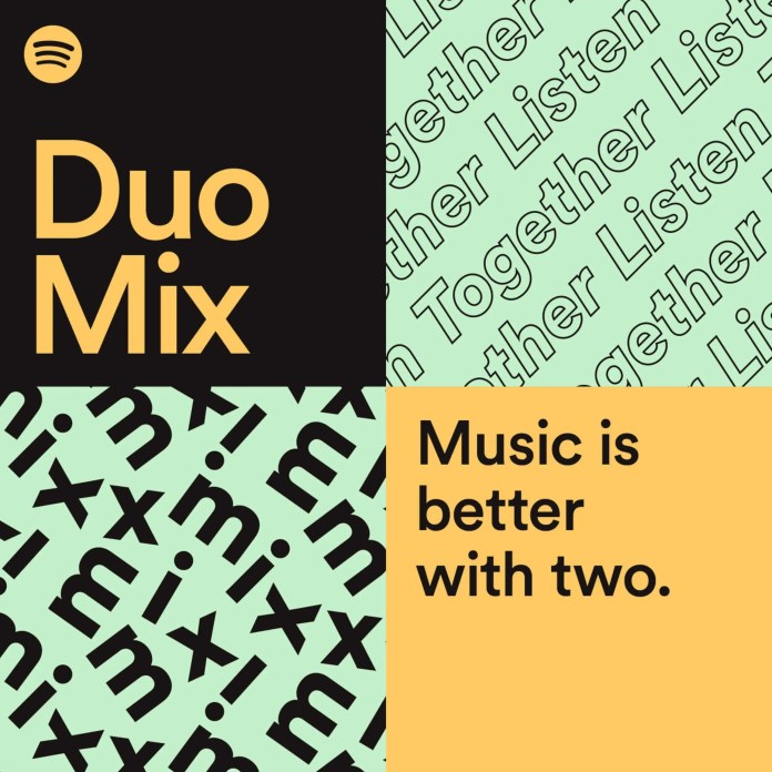 Duo Mix Cover
