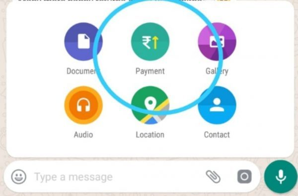 Whatsapp Payments: