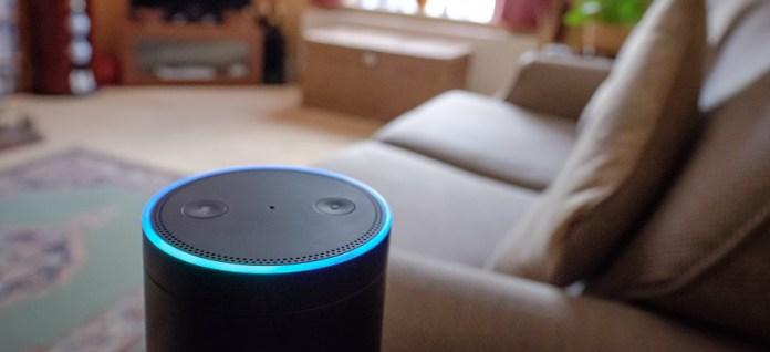 Amazon Alexa voice