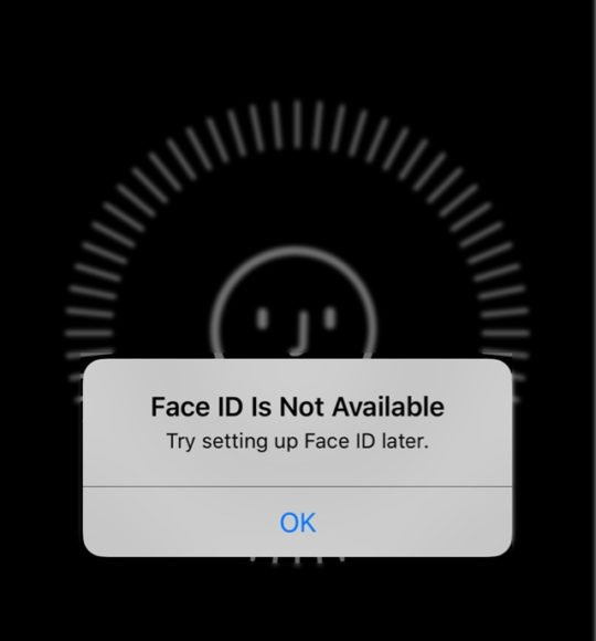 How To Solve Face ID Not Working on iPhone X