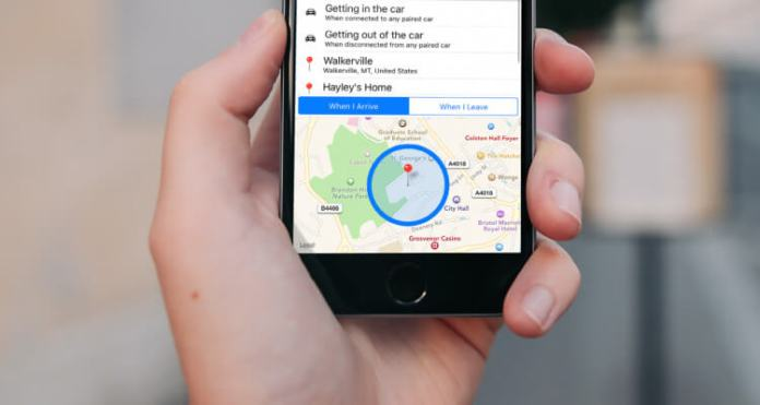 Location-Based Reminders in iOS