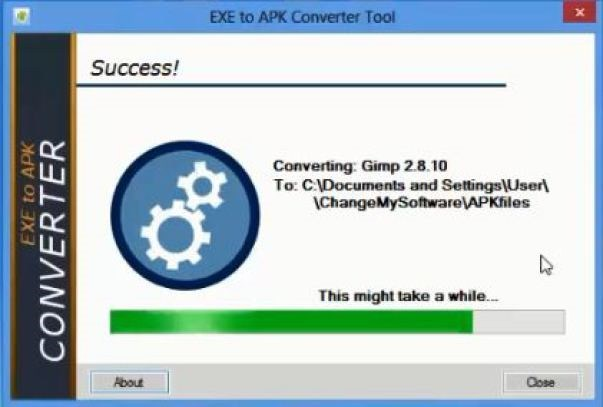 Convert EXE to APK Easily on Android: