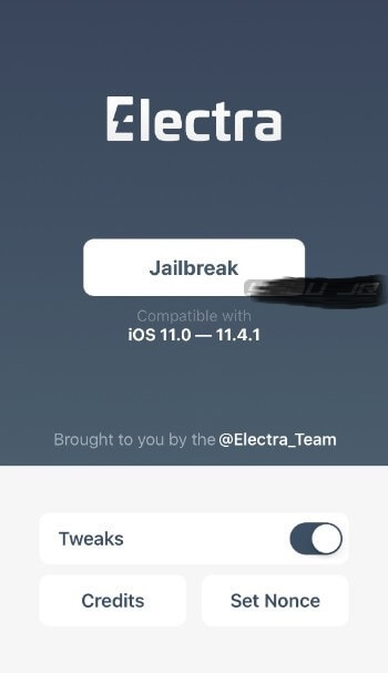 Download and Install Electra1141 jailbreak for iOS 11.4-11.4.1 2019: