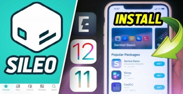 Download and Install Sileo Cydia alternative for iOS 11.0-11.4 Beta 3: