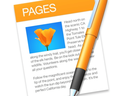 how to convert pages to pdf on mac