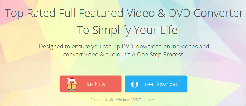 WonderFox DVD Video Converter