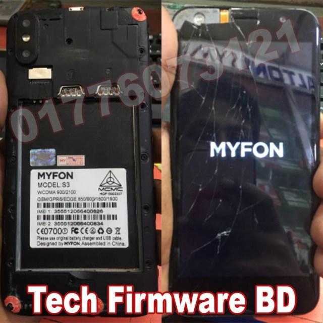 MYFON S3 FLASH FILE