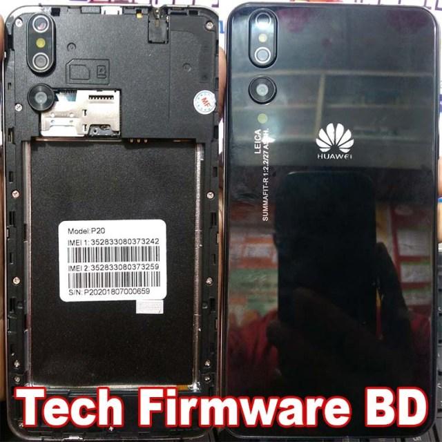 Huawei Clone P20 Pro