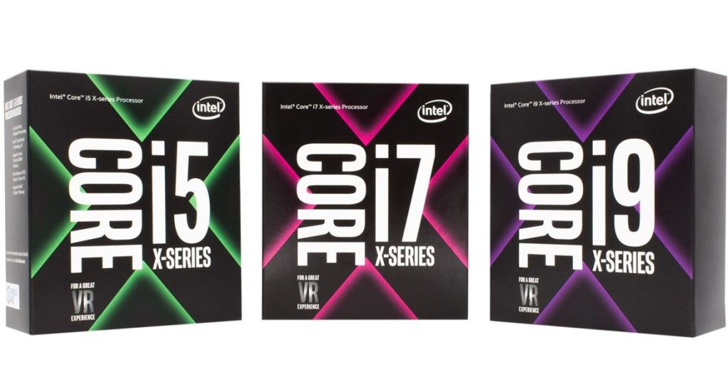 Intel Core X series