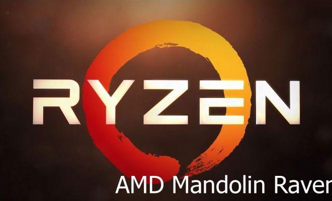 AMD Madolin Raven