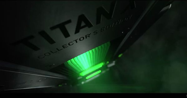 NVIDIA Titan X Collector's Edition