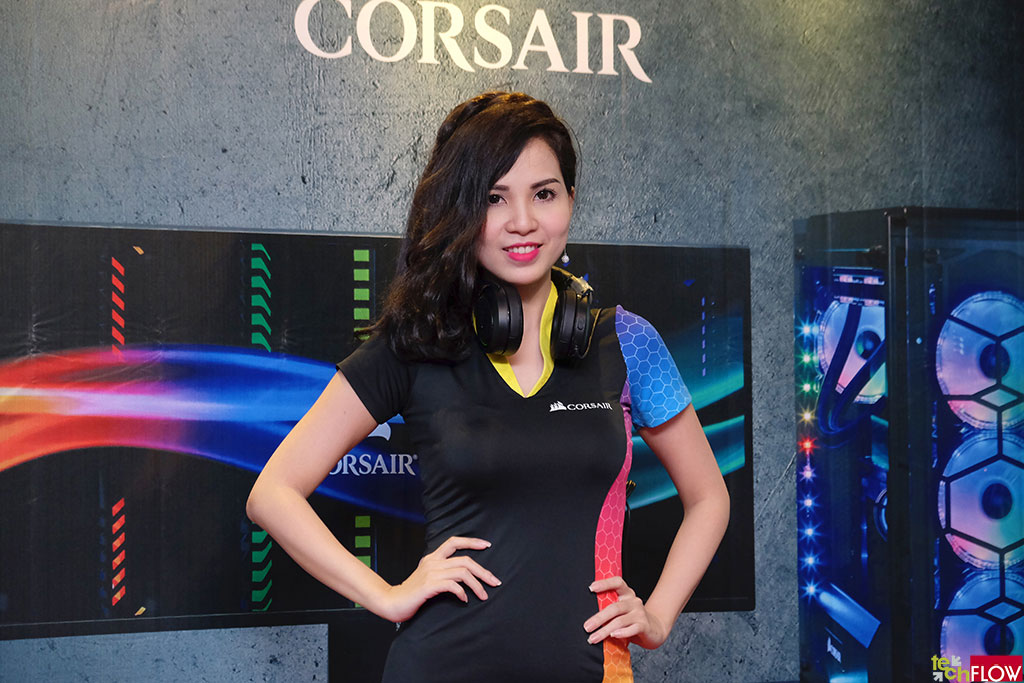 CORSAIR H2 PRESS TOUR SE ASIA, VIETNAM 2017