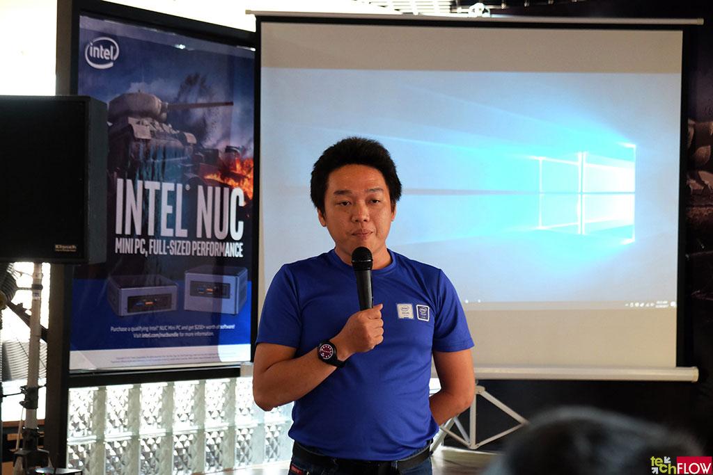 Intel NUC Workshops