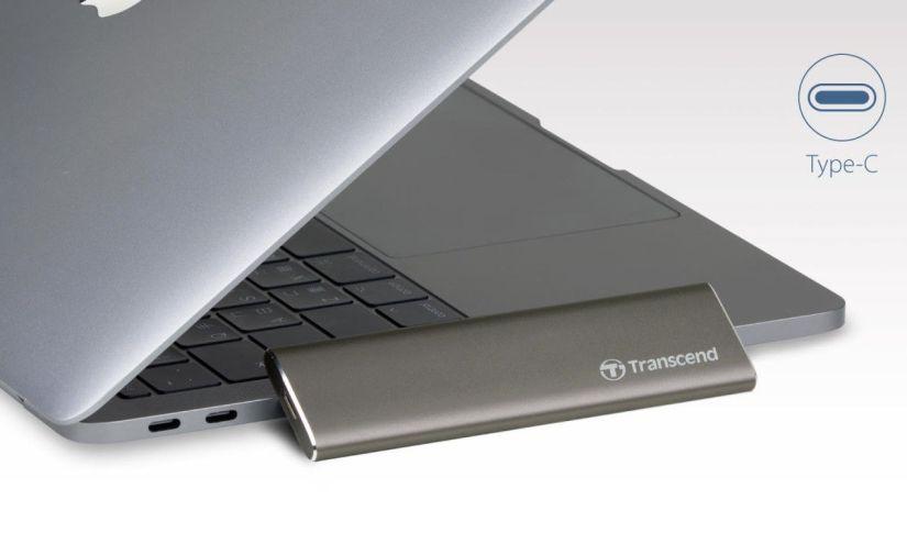 transcend solution for mac upgrade