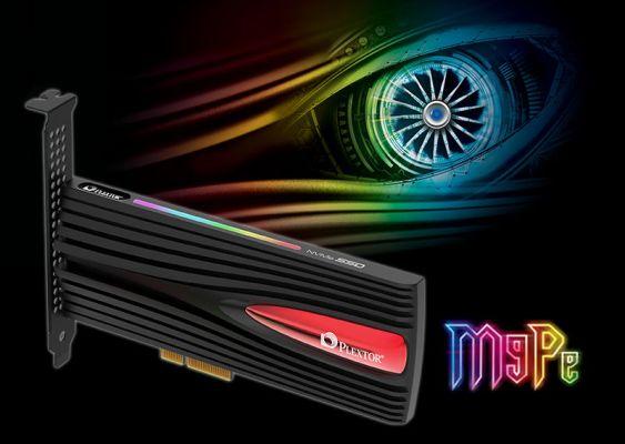 Plextor M9Pe Series