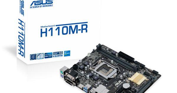ASUS H110M-R