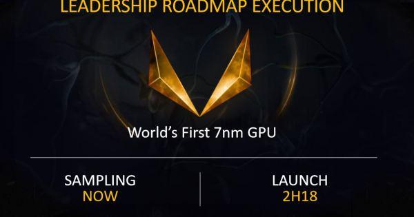 AMD Radeon Vega 7nm