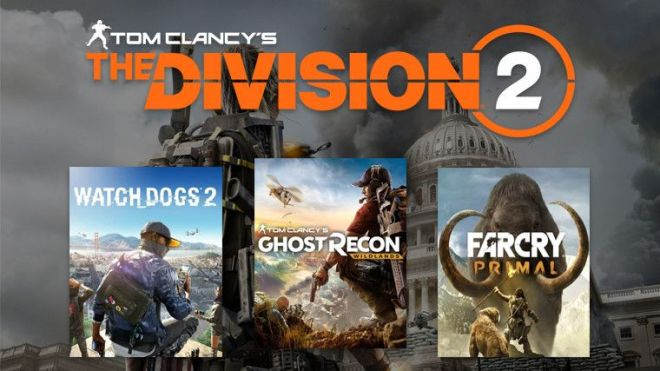 Pre-Order Tom Clancy's The Division 2 PC and get free game