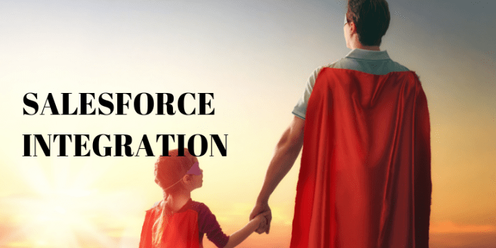 Salesforce Integration - Techforce Services