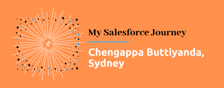 My Salesforce Journey - Chengappa - Techforce Services