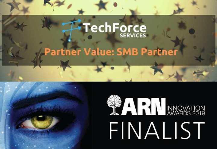 ARN Awards Finalist - Techforce Services