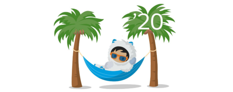 Salesforce winter release 20