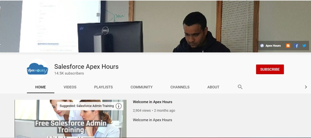 Salesforce Apex Hours