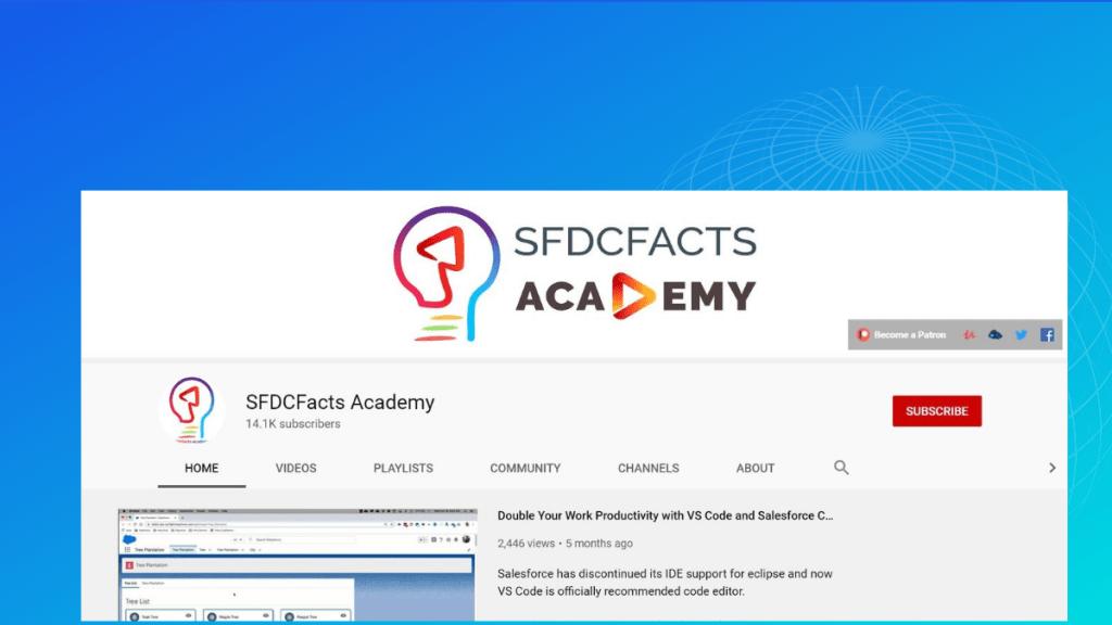SFDC Academy
