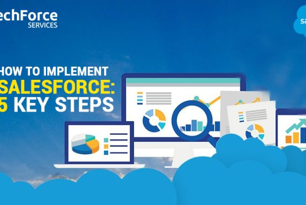 Salesforce Implementation Steps