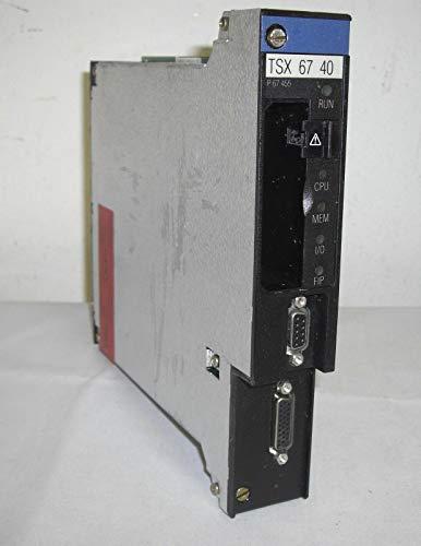 TSX-P67-455 Processor Module, for MODICON TSX 67 TSXP67455 ...