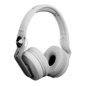 Pioneer HDJ-700-W DJ Headphones, White