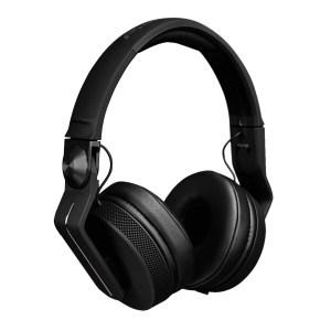 Pioneer HDJ-700 DJ Headphones, Black