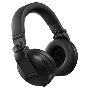 Pioneer HDJ-X5BT Bluetooth DJ Headphones, Black
