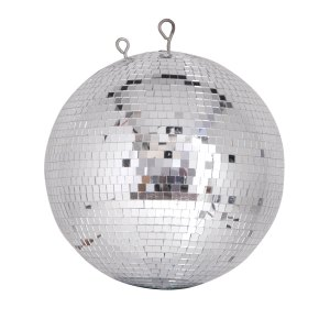 QTX Professional Mirror Ball 40cm