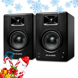 M-Audio BX4 Studio Monitor, Pair