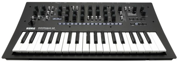 Korg Minilogue XD XD Polyphonic Analog Synthesizer