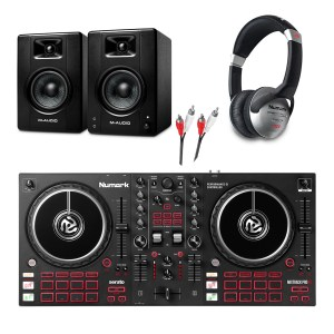 Numark Mixtrack Pro FX DJ Controller Package