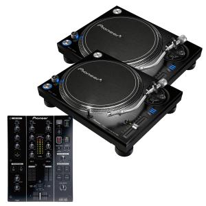 Pioneer PLX-1000 and Pioneer DJM-350 Package