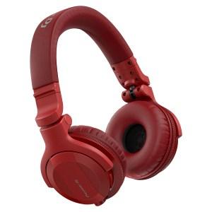 Pioneer HDJ-CUE1BT Headphones Red