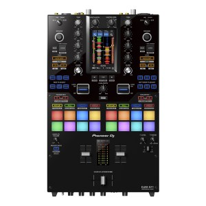 Pioneer DJM-S11 Professional Scratch Style 2-Channel DJ Mixer
