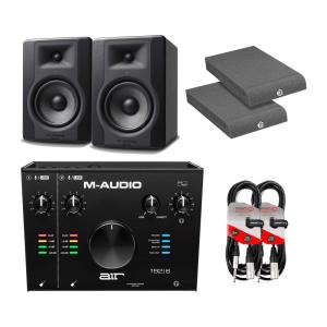 M-Audio Air 192/6 Music Producer Bundle