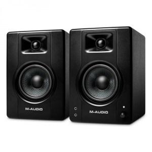 M-Audio BX4 Studio Monitor, Pair