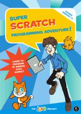 Super Scratch Programming Adventure Cover