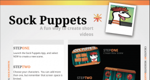 Sock Puppets Tutorial Image