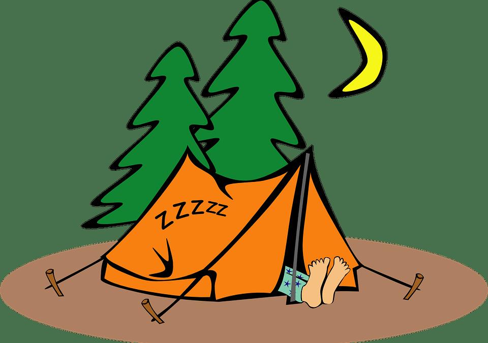 Camping #STEM