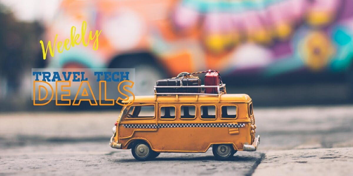 Specials – Weekly Travel Tech Deals – {Tech} for Travel