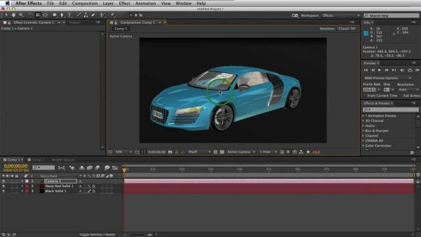 Adobe After Effects C