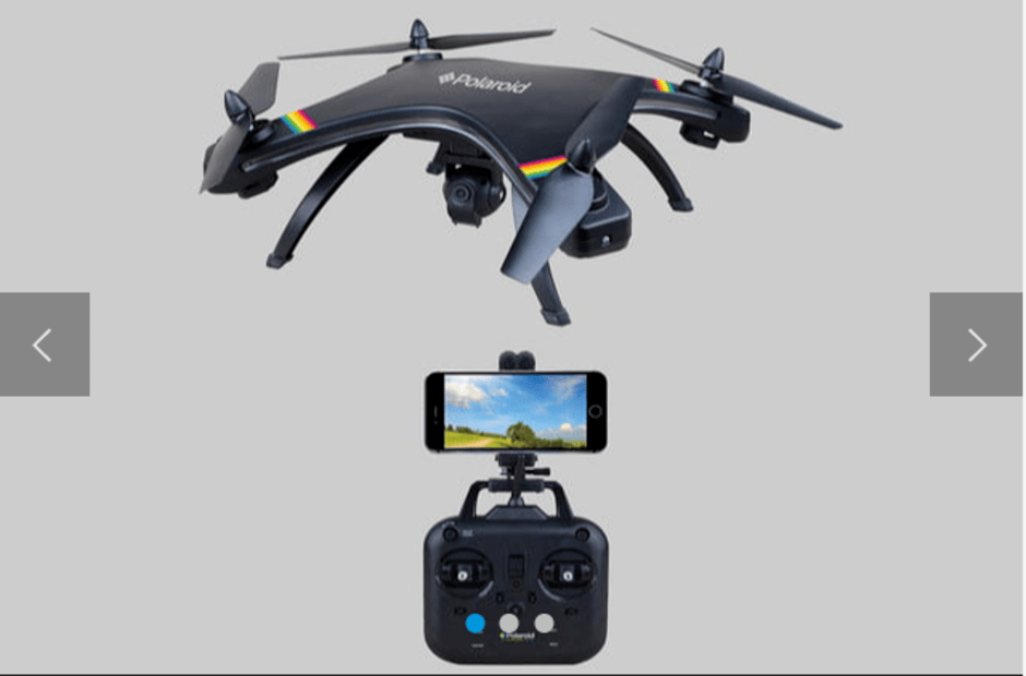 Polaroid Drones Are Here