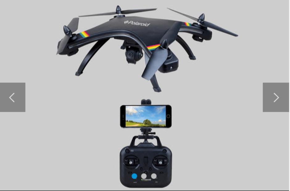 Polaroid Drones Are Here